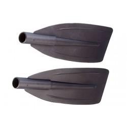 Pagaia di ricambio in plastica D35mm per remi