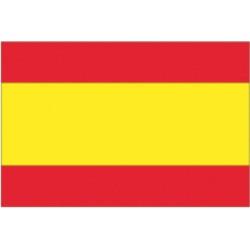 bandiera spagna 30x45 cm