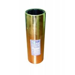 Boccola in bronzo e gomma idrolubrificata In pollici 1`3 / 4